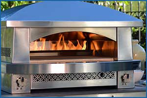 Pizza oven repair is what we do.