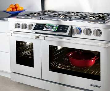We do Dacor appliance repair.