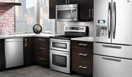 We do GE appliance repair.