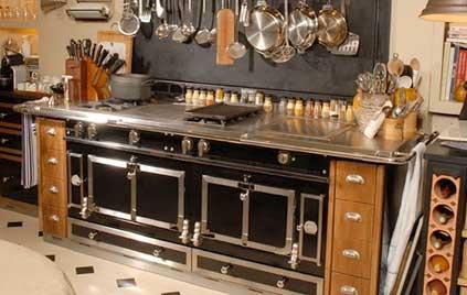 We do La Cornue appliance repair.