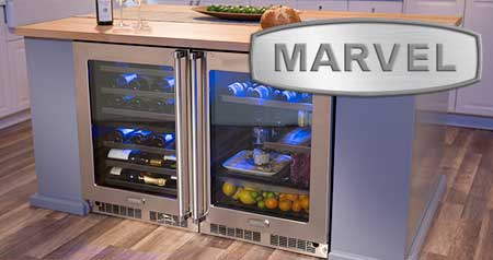 We do Marvel appliance repair.