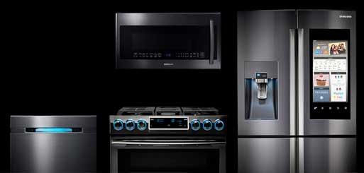 We do Samsung appliance repair.