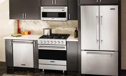 We do Viking appliance repair.